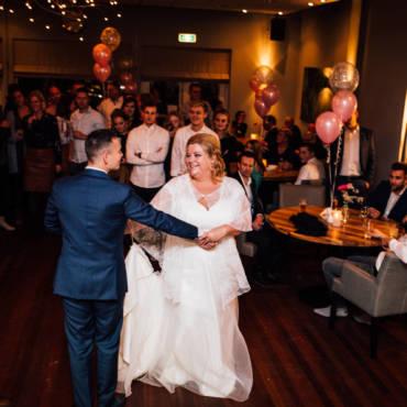 5 tips voor dansen in je trouwkleding